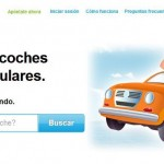 Web de alquiler de coches entre particulares