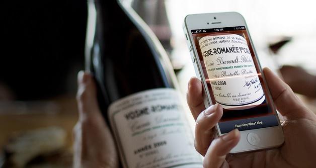 Aplicación que da toda la información de un vino con solo fotografiar su etiqueta