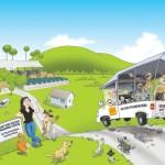 En Tailandia, un servicio que permite a turistas adoptar un perro abandonado