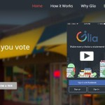 Glia, la aplicación que te permite votar con tu dinero