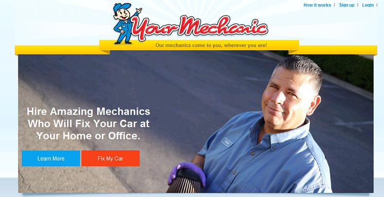 yourmechanic web